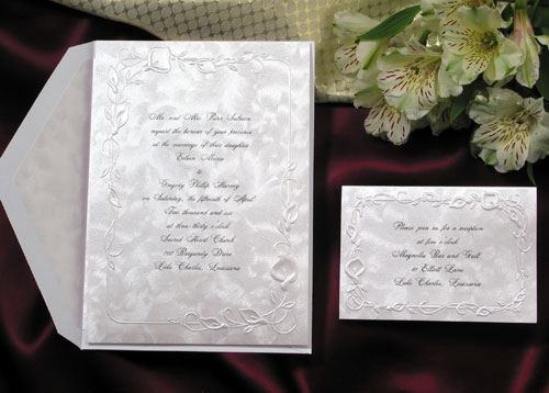 Invitations for Weddings